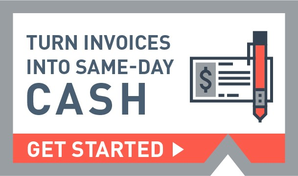 Invoice factoring turns invoices into same-day cash